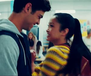 books, noah centineo, and lara jean image