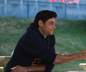 movies, noah centineo, and the fosters image