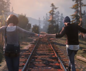 life is strange, max, and chloe image