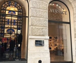 designer, gucci, and Versace image