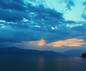 beautiful, my home, and clouds image