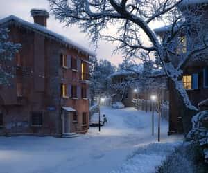 Cold Nights and Warm Lights