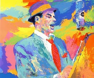 1994, Leroy Neiman, and artist image