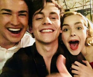 kiernan shipka and ross lynch image