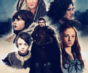game of thrones and guerra dos tronos image
