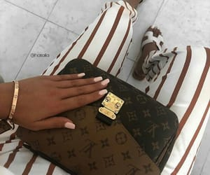 cartier, Louis Vuitton, and nails image