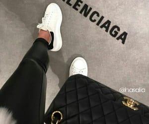 fashion, Balenciaga, and style image
