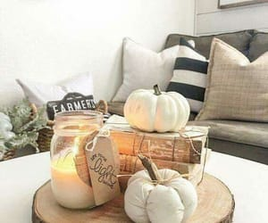 autumn, cozy, and home decor image