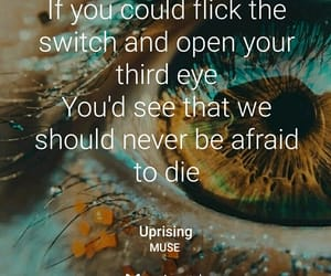 afraid, die, and Lyrics image