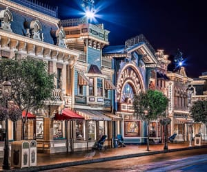 disney, disneyland, and attractions image