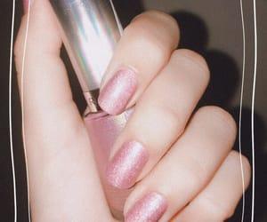 beauty, nail, and cute image