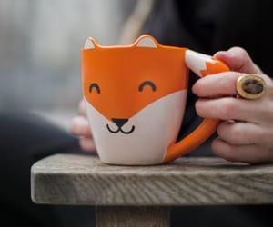 fox, renard, and kawaii image