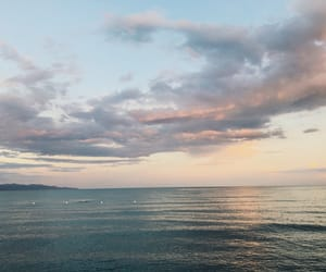 clouds, sardegna, and sky image