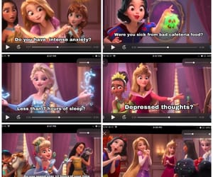 edit, princesses, and quote image