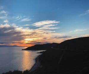 italy, Sardinia, and sea image