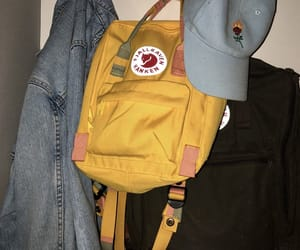 aesthetics, bags, and yellow image