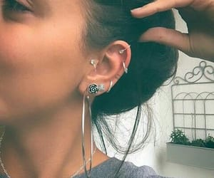 accesories, diamonds, and girl image