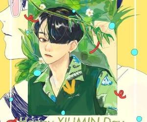 xiumin image