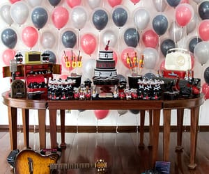 decoration, birthday, and party image