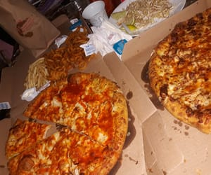 food, junk food, and yummy image
