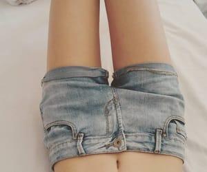 ana, girl, and legs image