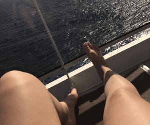 cruise, feet, and legs image