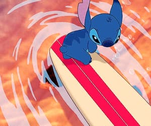 disney, gif, and lilo and stitch image