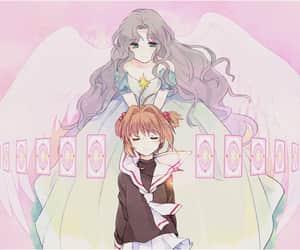anime girl, pink, and kawaii image