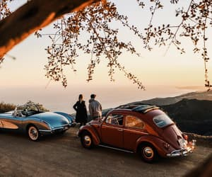 car, travel, and photography image