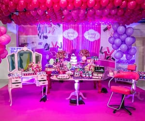 birthday, party, and candy table image