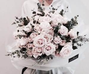 floral, gift, and love image