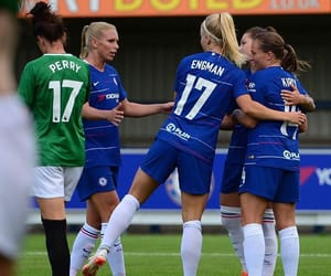 football, women, and chelseafc image