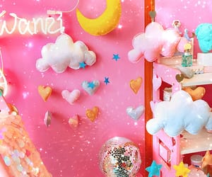 cloud, kawaii, and decoration image