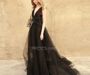 robe longue, robes, and ricici image