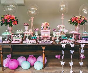 birthday, decoration, and party image