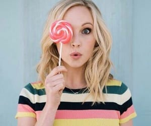 candice accola, candice king, and the vampire diaries image