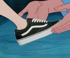 vans, disney, and alternative image