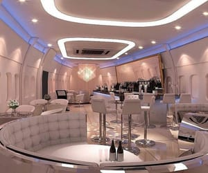 luxury and private jet image
