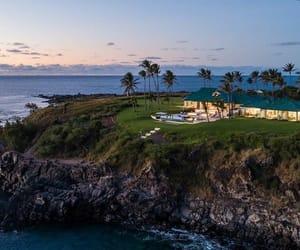 dream house, luxury, and hawaii image