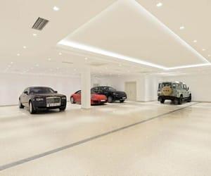 car, cars, and garage image