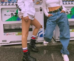 90s, style, and friends image