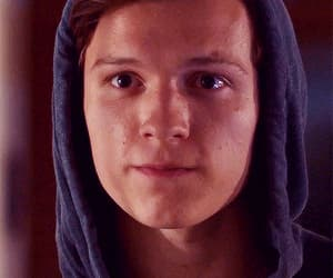 Avengers, spiderman, and tom holland image