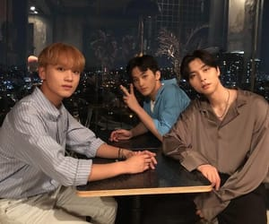 johnny, seo youngho, and nct 127 image
