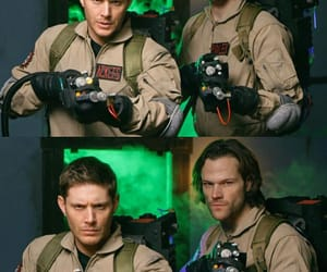 supernatural, winchesters, and castiel image