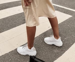 bag, purse, and sneakers image