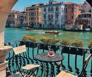 venice, travel, and place image