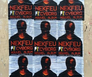 cyborg and nekfeu image