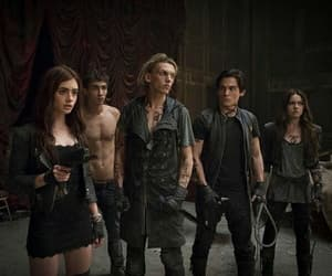 city of bones, the mortal instruments, and clary fray image