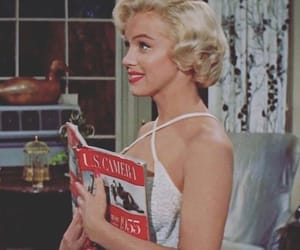50s, old hollywood, and beauty image