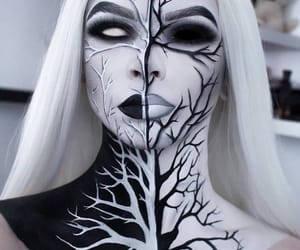 make up and artistic make up image
